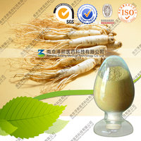 Ginseng Stem Leaf Extract 80% Total Saponins for Health Care