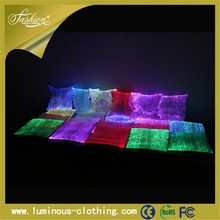 luminous design seat cushion cover for rattan sofa