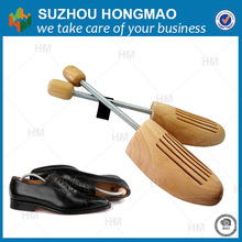High Quality Beech Wood Unisex Shoe Tree Wooden Stretcher Shaper