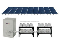 solar cell products 15000w