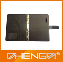 Best Selling !!!Customized Leather Portfolio(ZDD12-0160)