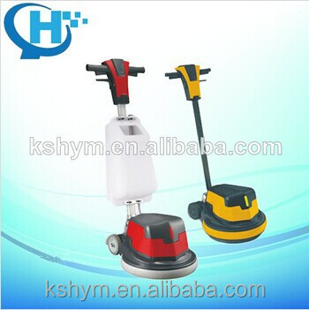 multifunction floor brush plastic industrial cleaner machine concrete polishing floor scrubber and buffer