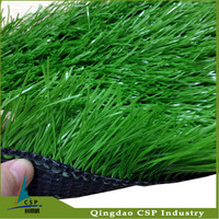 long lifespan UV resistance W shape soccer pitch artificial lawn artificial football lawn
