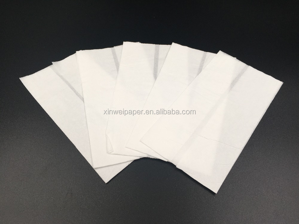 USA market OEM high quality tall fold napkin tissue