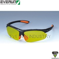ER9324B UV protection Laser safety glasses Industrial protective safety glasses