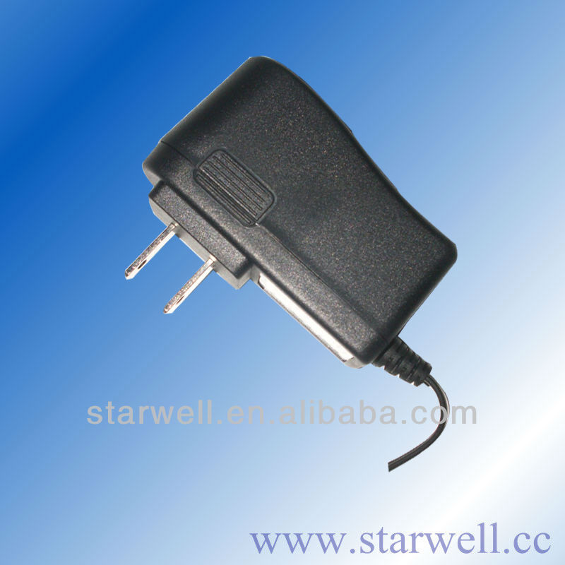 9v 600mA AC to DC Power Adapter for network router modem
