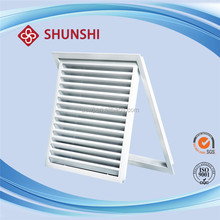 plastic return air grille