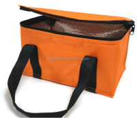 Chine wholesale cheap promotional polyester mini insulated cooler bags
