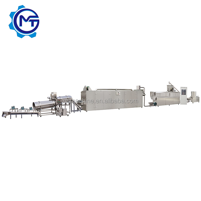 dry pet/dog/fish food production line