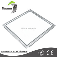Super bright ultra slim square ip44 standard sizes 600x600 36w 48w ceiling led panel light price