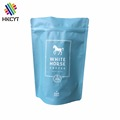 Matt finished 225g coffee stand up pouches with zipper / 8 oz stand up coffee bag with valve