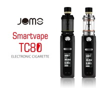 China suppliers jomo electronic cigarette of Smartvape TC 80 vapor starter kits with rotating on top sale alibaba co uk in 2017