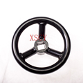 "pipe spokes welding handwheel 8"" squre hole for butterfly valve Hand wheel valve accessories"