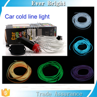 Top Selling Car Lights Driving at night Ambient Light Led cold light line DIY decorative dashboard