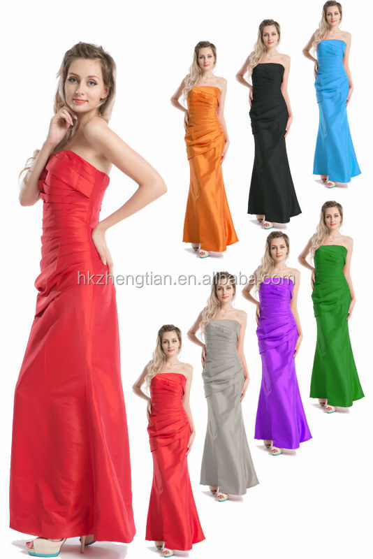 bestdres walson 2014 many colors sleeveless long cadbury women s evening dresses