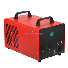 Portable 2kwh battery pack 135Ah for solar power systems