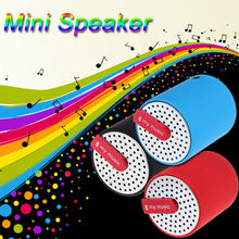 Mini Portable Loudspeaker Wireless Rechargeable Bluetooth Stereo Speaker Music Player