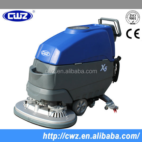 China top brand auto floor scrubber dryer in store