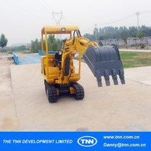 Z low mini 1500kg excavator