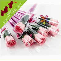 Guangzhou factory wedding rose flower / artificial plant wholesale / artificial flower