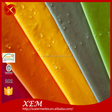 Thick woven nylon fabric taffeta with pu coated for inflatable tent, paraglider, outdoor cloth, sportswear