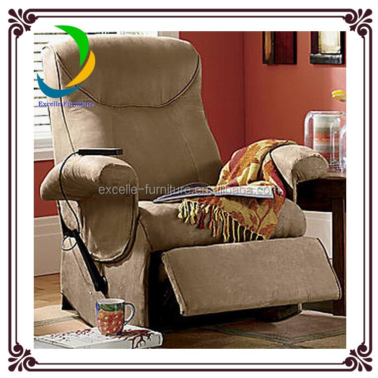 fashion heated recliner chair, vibrating/vibrator recliner chair