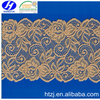 Wide Elastic Lace for Bra and Underwear