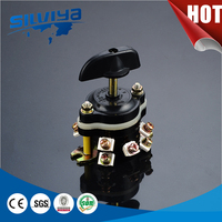 rotary selector switch for electromotor