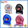 Portable USB Lithium batteries standing fan Best Selling Rechargeable Handheld Mini Fan Small cooling Fan