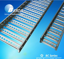 Fireproof Cable Ladder Tray Sizes Used for Cable Laying