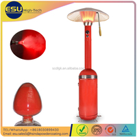 Ral colors decorative Polyester resin Powder coating for Patio heater paint powder