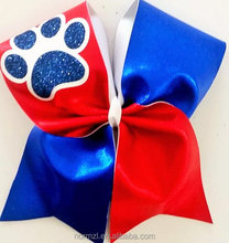 Manufacture cheer bows, OEM cheer bow, custom cheerleading bows wholesale