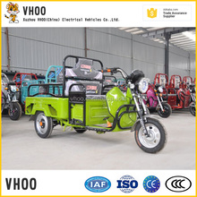 leisure electric tricycle for cargo/3-wheel light model for cargo/small type cargo tricycle for eldly