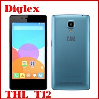 2015 New Arrival THL T12 Smartphone MTK6592 Octa Core Mobile Phone 4.5 Inch 1GB RAM 8GB ROM 8MP Dual Sim Android 4.4 Cell Phone