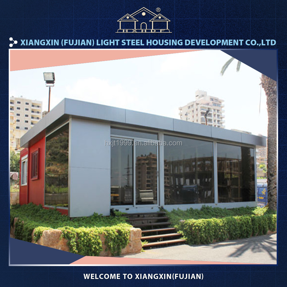 China elegent cheap prefabricated modular home for sale