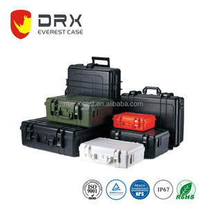 Ningbo everest EPC017 Hard ABS Plastic Equipment Tool Case