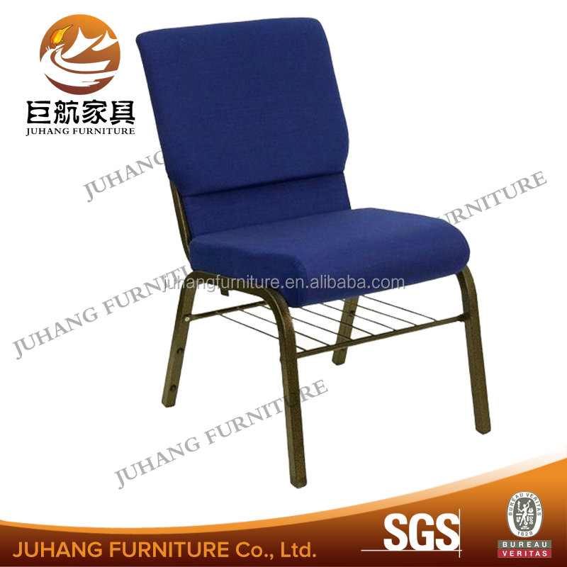 High quality metal Church stackable chair