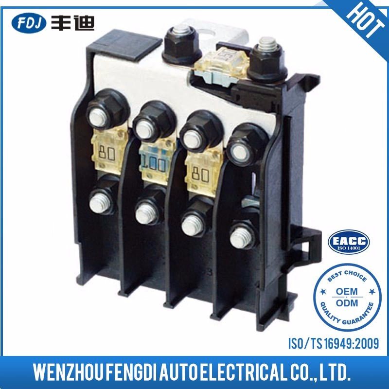 Compact Low Price Factory Selling Directly Fuse Box Holder