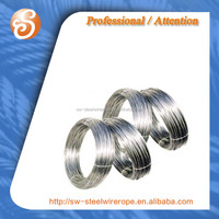 2.2mm high tensile spring steel wire for mattress