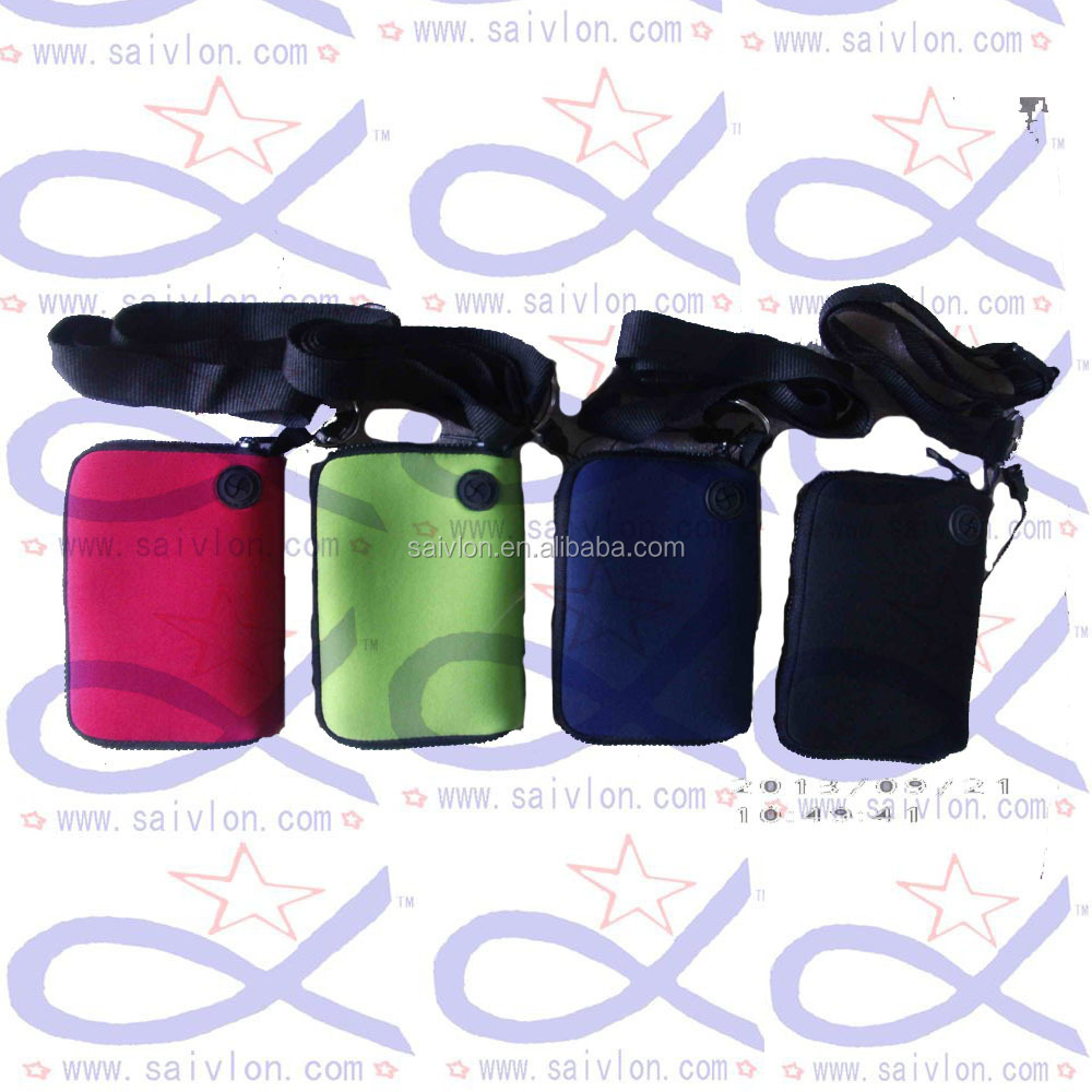 cell phone neck hanging bag/ cell phone sling bag/ mobile phone bag