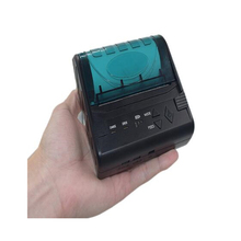 Portable Mini Receipt Thermal Printer 80mm Wireless Bills Printer for IOS Android Mobile printer