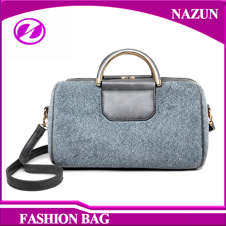 Customized Stylish Woman handbag new fashion PU Leather Handbag