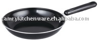 "10"" hot salt non-stick fry pan"