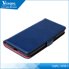 Veaqee factory sale consumer electronics high class wallet mobile phone case for samsung galaxy