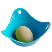 Silicone Egg Poacher Cook Poach Pods Kitchen Tool Cookware Poached Baking Cup
