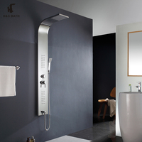 Stainless Steel Massage Decorative Wall Shower Panel