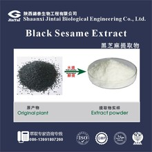 100% natural Black sesame seed extract Sesamin 98%