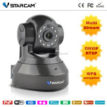 VStarcam best selling 720P underwater box wireless wifi ip ptz camera housing