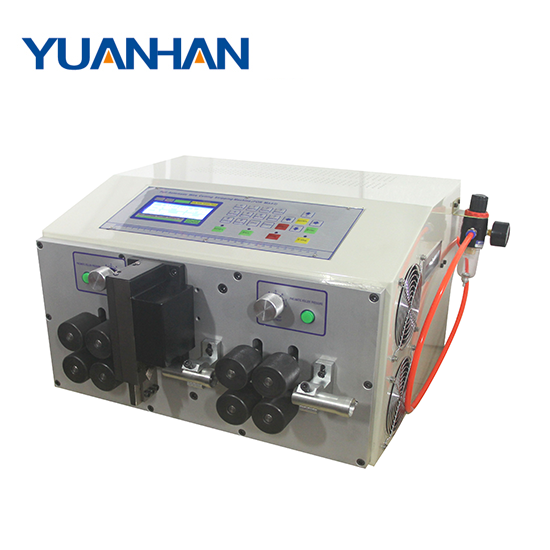 electric cord cutting wire striping machine/high quality komax 206 wire cutting machine/edm wire cutting machine price