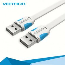 New design new premium Vention usb rs232 null modem cable
